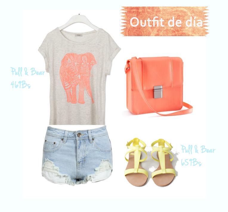 Elephant outfit día