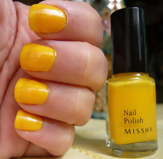 esmalte amarillo 2