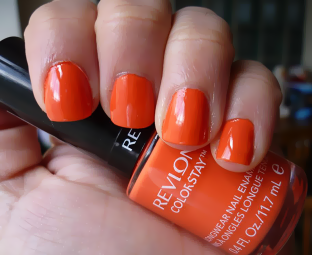 Esmalte del día! Revlon Colorstay Marmalade
