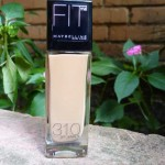 Review: Base FIT Me! de Maybelline
