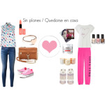 6 Outfits para San Valentín!!