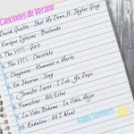 Viernes de Inspiración | Melodias de Verano