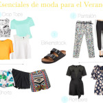 5 Esenciales de moda para el Verano