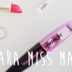 Review | Máscara Miss Manga de L'Oreal
