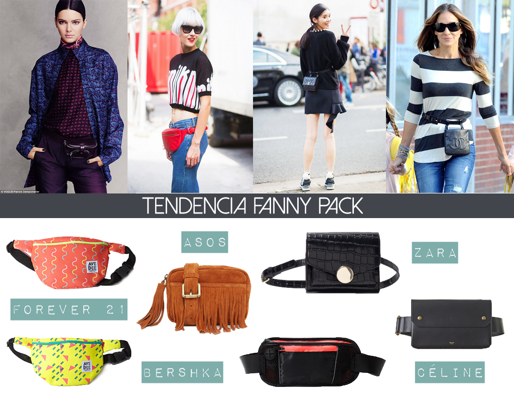 Tendencia Fanny Pack