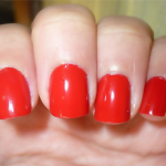 Esmalte del día! Revlon Colorstay Red Carpet