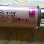 Review: Base Super Stay 24Hr Makeup de Maybelline