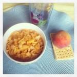 30 Day Snap #13 Un buen desayuno!!