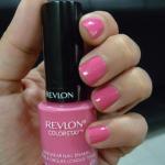 Esmalte del día! Revlon Colorstay Passionate Pink